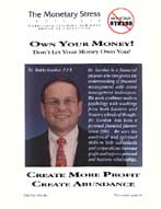 Own Your Money! Tapes by Dr. Robby Gordon